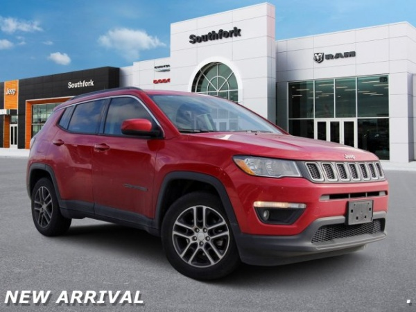 2018 Jeep Compass in Manvel, TX