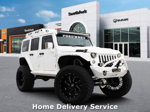 2015 Jeep Wrangler in Manvel, TX