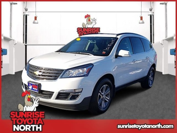 2017 Chevrolet Traverse in Middle Island, NY