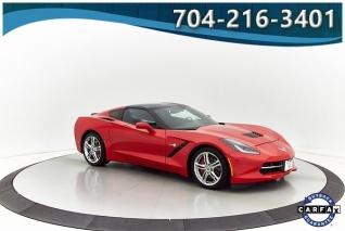 Used Corvette Stingray >> Used Chevrolet Corvette Stingrays For Sale Truecar