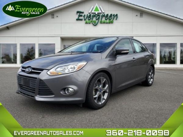 2013 Ford Focus in Olympia, WA
