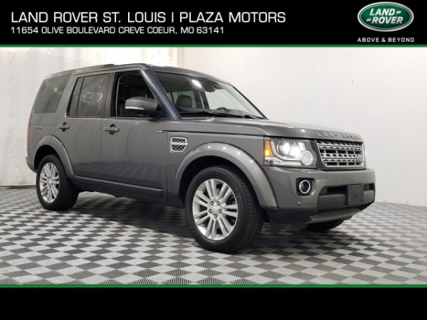 2014 Land Rover LR4 HSE LUX