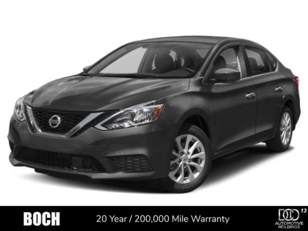 2019 Nissan Sentra in Norwood, MA