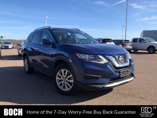 2020 Nissan Rogue in Norwood, MA