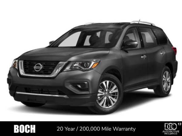 2019 Nissan Pathfinder in Norwood, MA