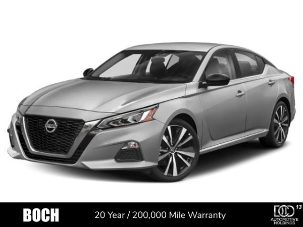 2020 Nissan Altima in Norwood, MA