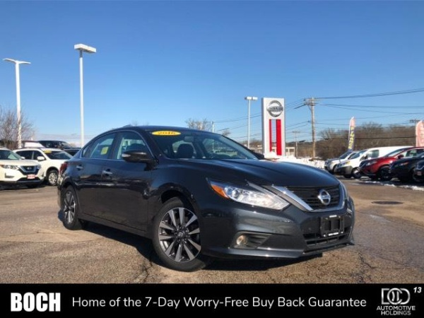 2016 Nissan Altima in Norwood, MA