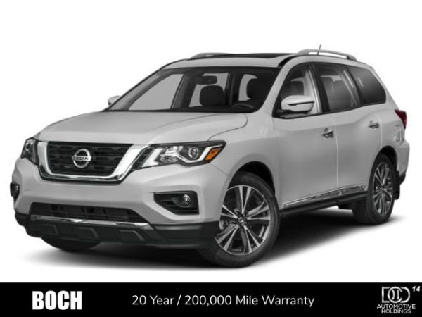 2020 Nissan Pathfinder in North Attleboro, MA
