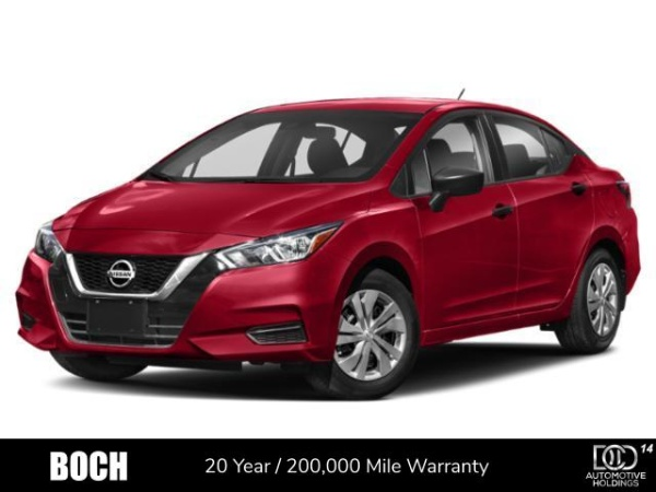 2020 Nissan Versa in North Attleboro, MA