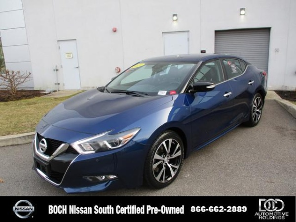 2018 Nissan Maxima in North Attleboro, MA