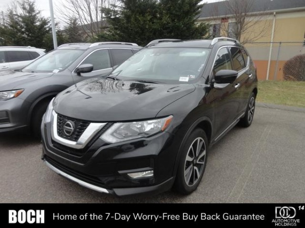 2019 Nissan Rogue in North Attleboro, MA