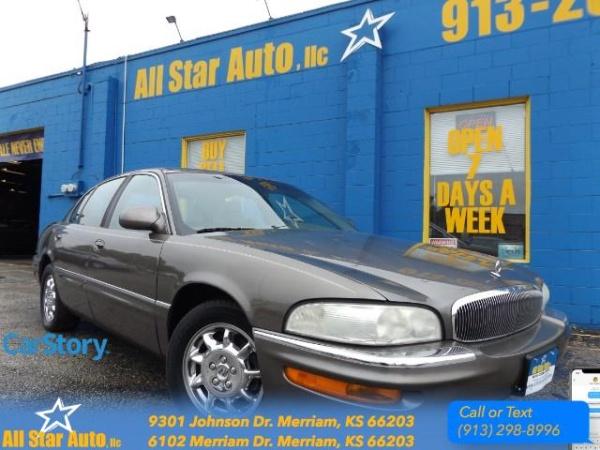 2001 Buick Park Avenue Sedan For Sale In Merriam Ks Truecar