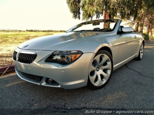 2005 Bmw 6 Series 645ci Convertible For In Temecula Ca