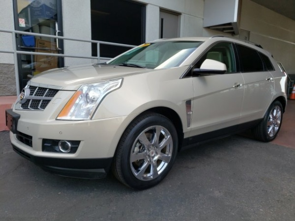 2011 Cadillac SRX Premium Collection