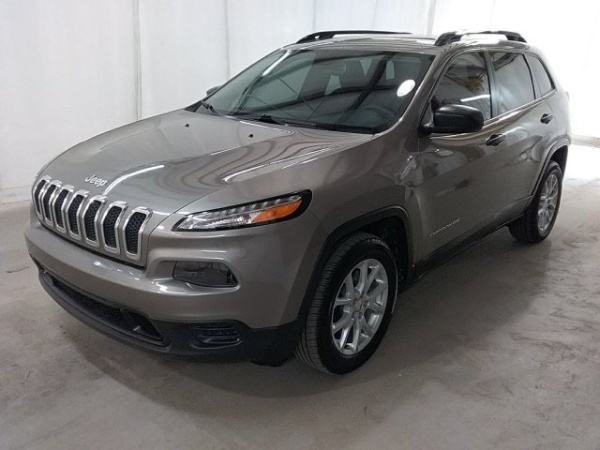 2017 Jeep Cherokee in Athens, GA