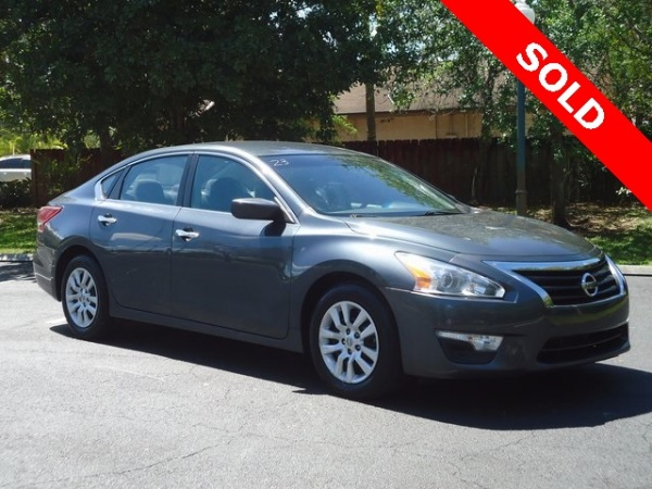 2013 Nissan Altima in Homestead, FL