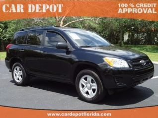 Used 2012 Toyota RAV4 I4 FWD For Sale In Homestead, FL