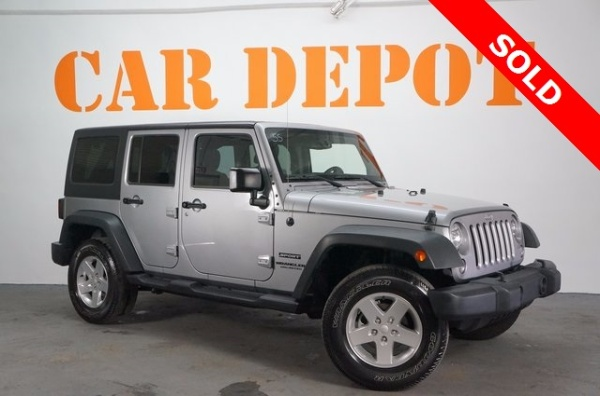 2014 Jeep Wrangler in Homestead, FL
