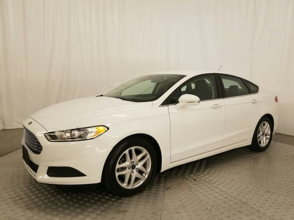 2016 Ford Fusion in Charleston, SC