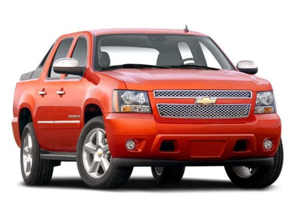2009 Chevrolet Avalanche Unknown