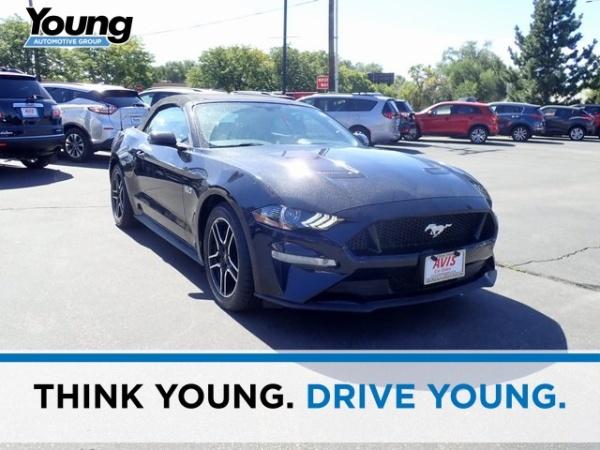 2019 Ford Mustang in Ogden, UT