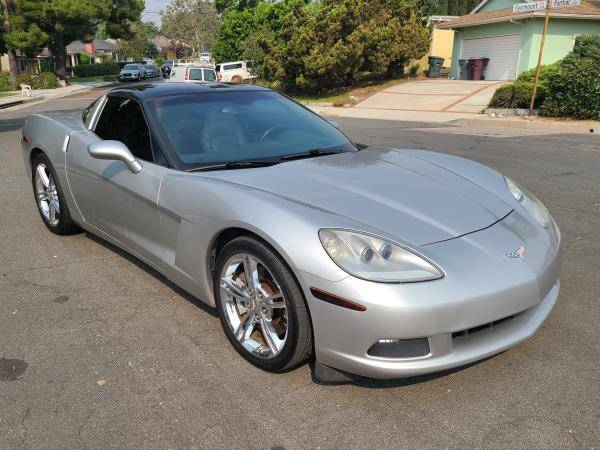 2008 Chevrolet Corvette Base