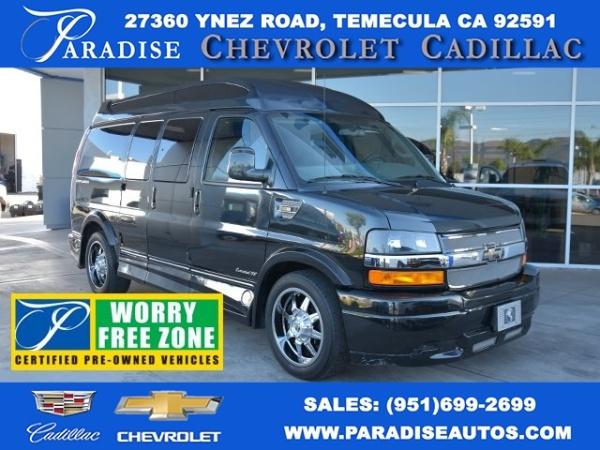 2017 Chevrolet Express Cargo Van in Temecula, CA