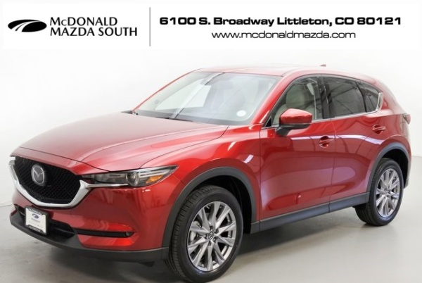 2020 Mazda CX-5 in Littleton, CO