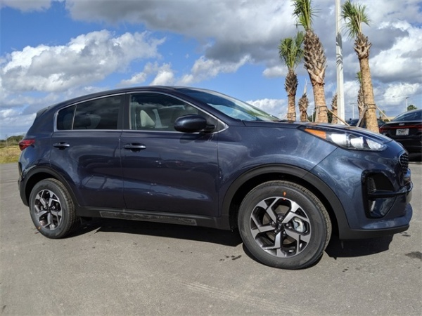 2020 Kia Sportage in Lake Wales, FL