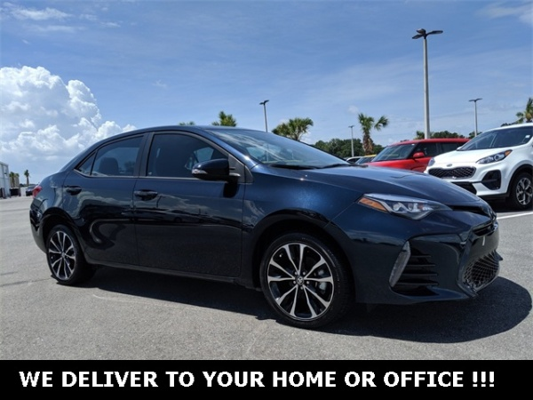 2018 Toyota Corolla in Lake Wales, FL