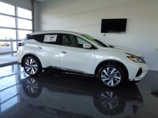 2020 Nissan Murano in Goldsboro, NC