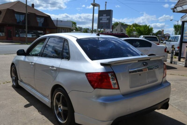 2010 Subaru Impreza WRX Base