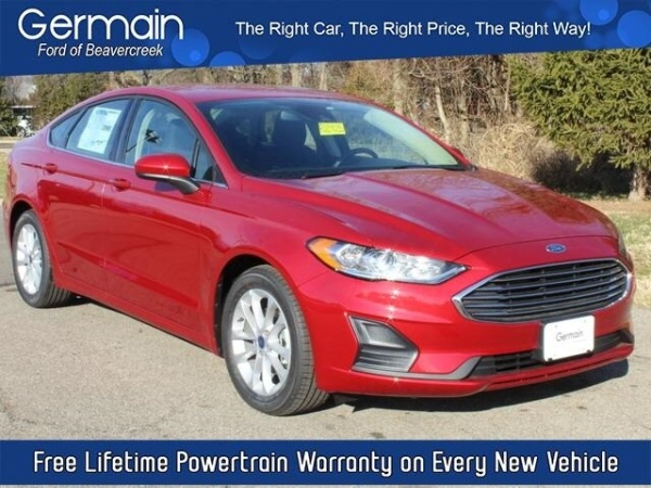 2020 Ford Fusion in Beavercreek, OH