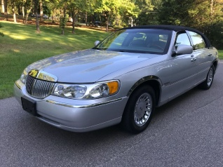 Used 2001 Lincoln Town Car For Sale 5 Used 2001 Town Car Listings