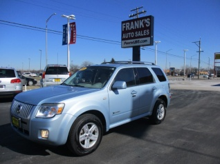 2008 Mercury Mariner 4wd 4dr I4 Hybrid For In South Holland Il