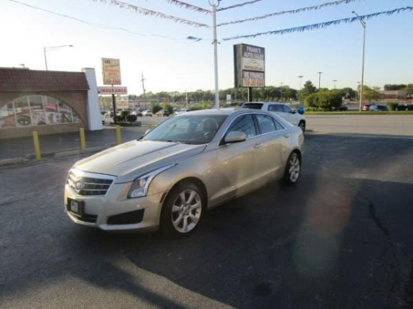 2013 Cadillac Ats Sedan 2 0t Awd For Sale In South Holland Il Truecar