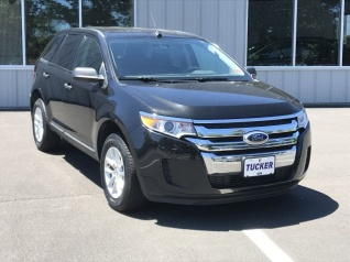 Used  Ford Edge Se Fwd For Sale In Brunswick Me
