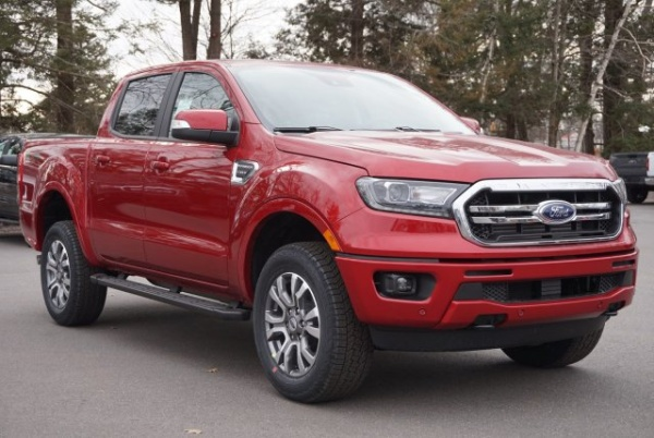 2020 Ford Ranger in Brunswick, ME
