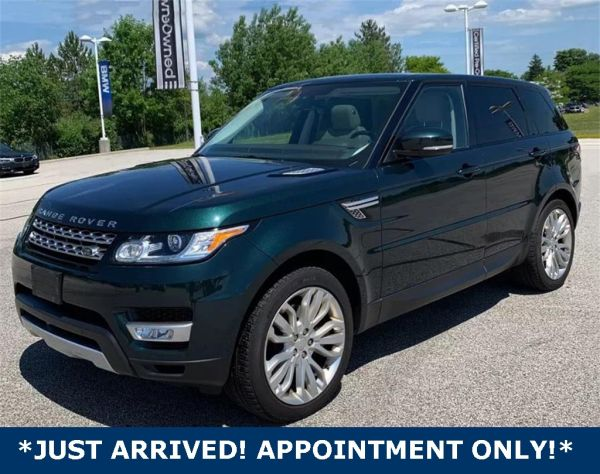2015 Land Rover Range Rover Sport in Noblesville, IN