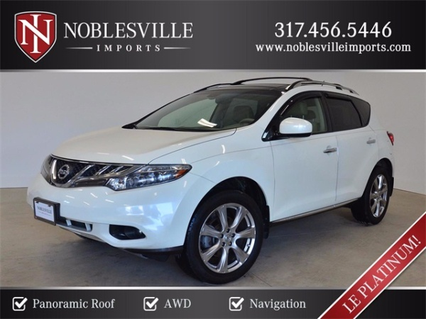 2012 Nissan Murano in Noblesville, IN