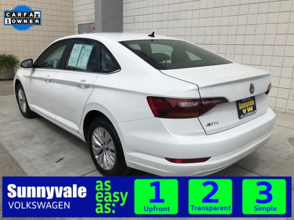 2019 Volkswagen Jetta in Sunnyvale, CA