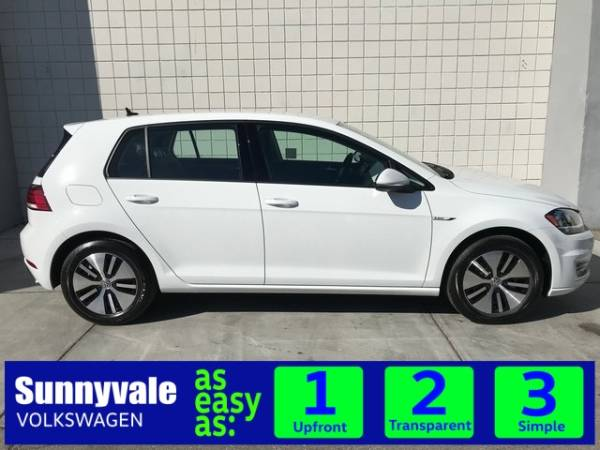2019 Volkswagen e-Golf in Sunnyvale, CA