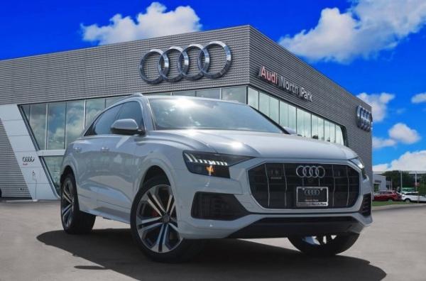 2019 Audi Q8 in Selma, TX