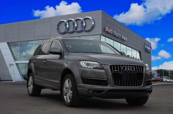 2011 Audi Q7 in Selma, TX