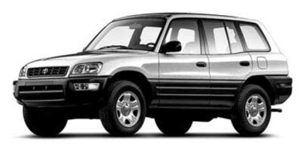 1998 Toyota RAV4 RAV4