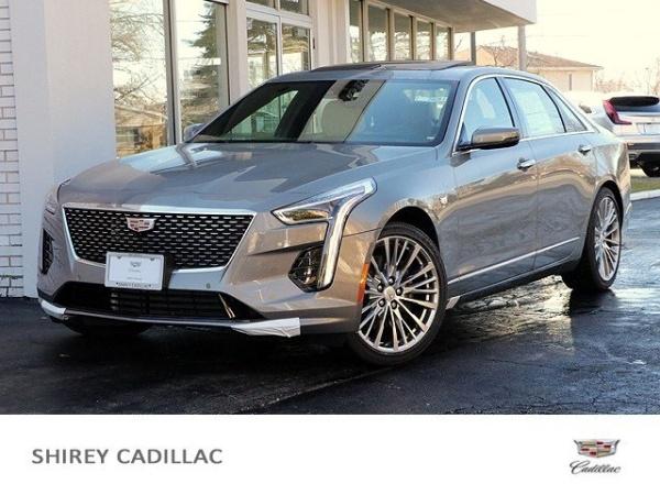 2019 Cadillac CT6 Premium Luxury