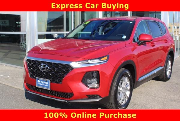 2019 Hyundai Santa Fe in Burlington, WA