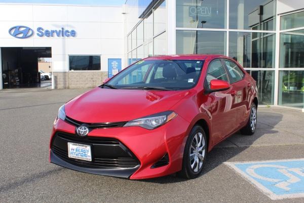 2018 Toyota Corolla in Burlington, WA