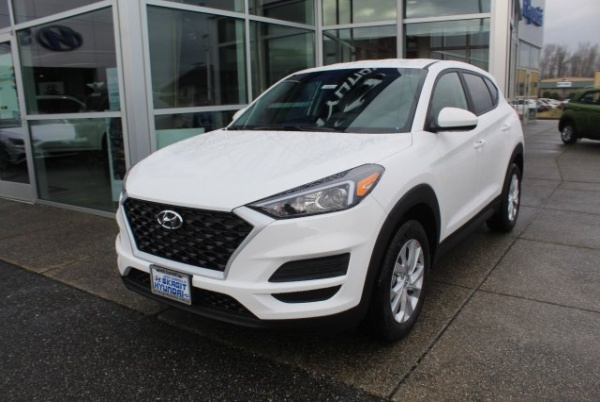 2020 Hyundai Tucson in Burlington, WA