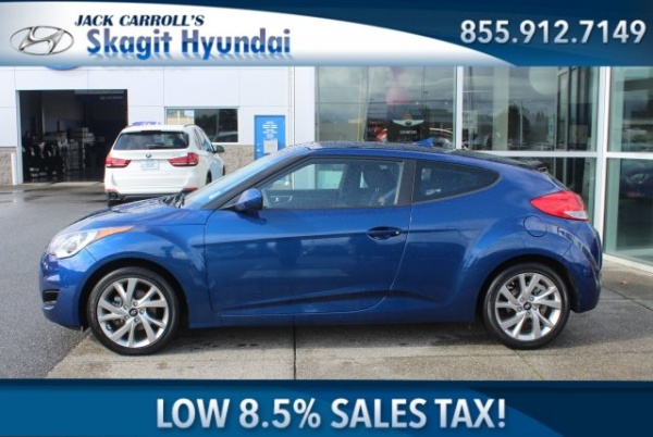 2016 Hyundai Veloster in Burlington, WA